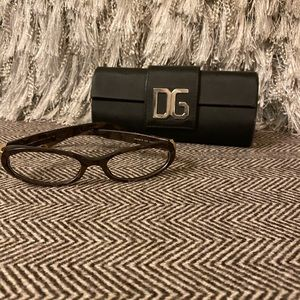 Authentic Dolce and Gabbana  glasses